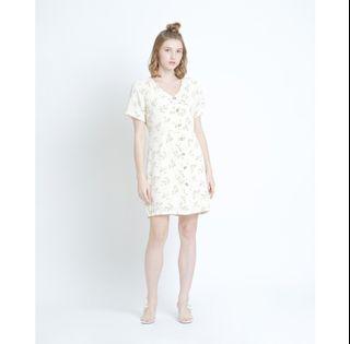 (NO NEGO) This is april sera dress white thisisapril