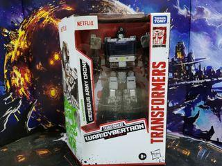 Transformers netflix drone