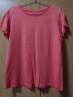 棉質圓領T-shirt