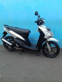 Yamaha mio 2008 standar lengkap