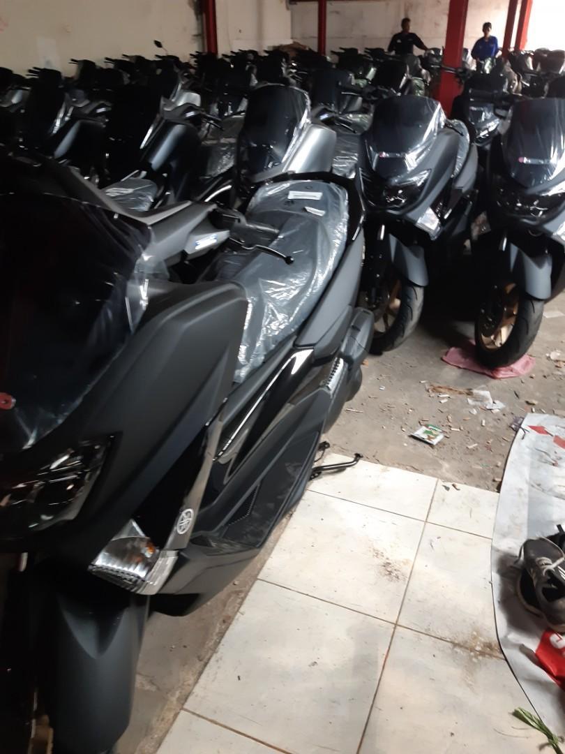 Yamaha N Max Non ABS