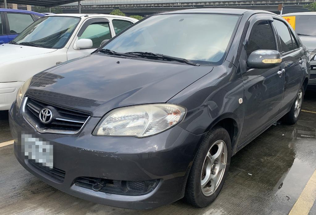 售 2010年 Toyota VIOS 灰 小家庭耐用神車