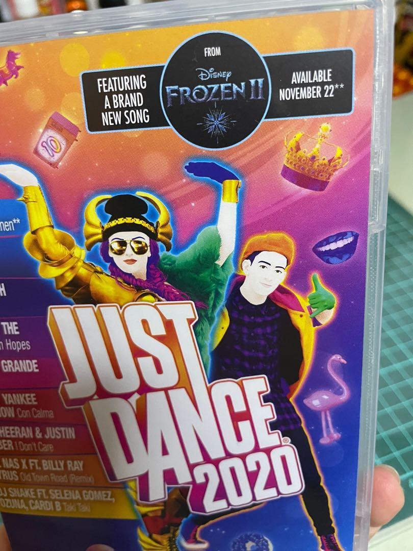 寄家裡免運啦 新到爆😎 Switch NS 舞力全開 2020 Just Dance 2020 美版 中文版