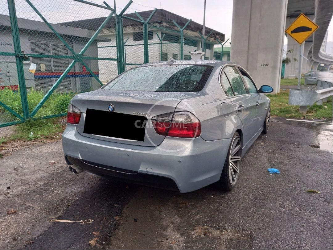 BMW 325i 2.5AT 2008TH