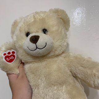 Build a bear 正版美國🇺🇸購入泰迪熊
