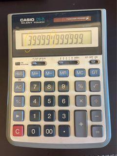 CASIO 12位數計算機
