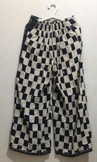 Celana Panjang Batik