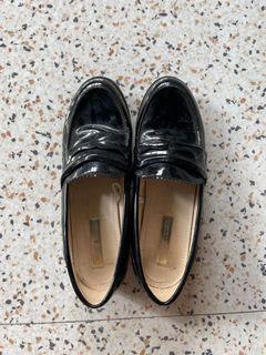 Flatshoes Hitam | Shoppen Korea
