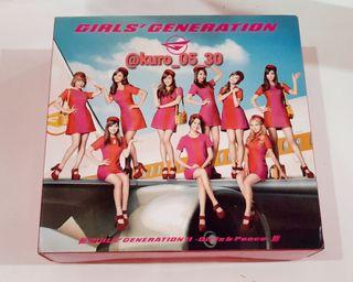 Girls' Generation SNSD - Girls and Peace  Japan Album Limited Edition
