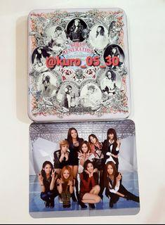 Girls' Generation SNSD - The Boys 3rd Album