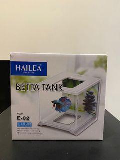 HAILEA BETTA TANK / CUPANG AQUARIUM