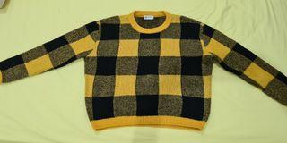 H&M Yellow Sweater