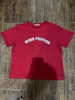 Hush puppes top