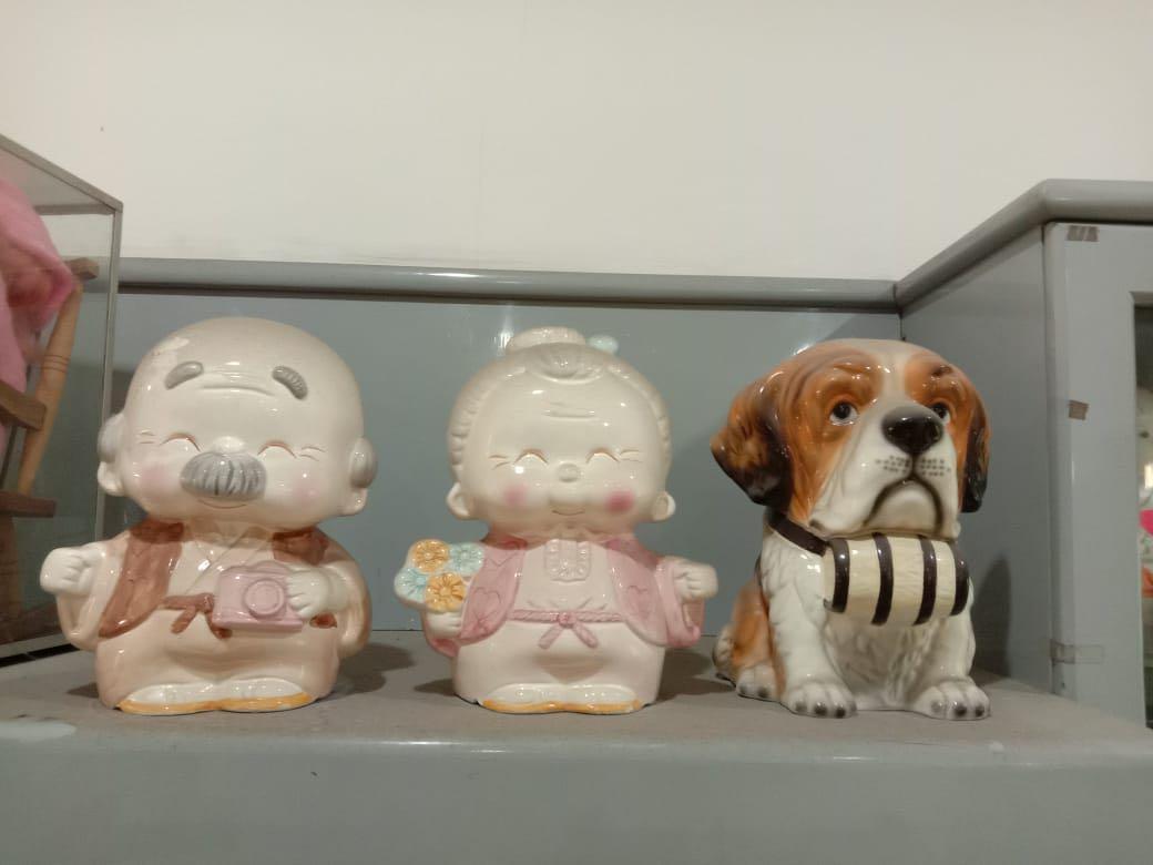Keramik doll Jepang