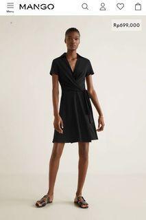 Mango Dress Black