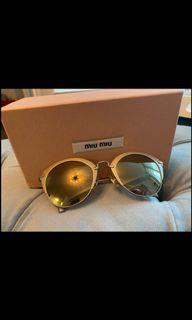 Miu Miu Sunglasses New