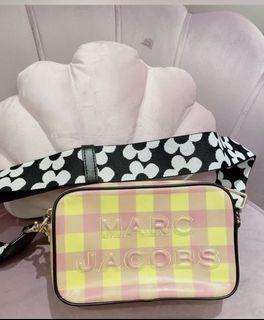 MJ糖果色相機包+Coach黑色花朵貝殼包