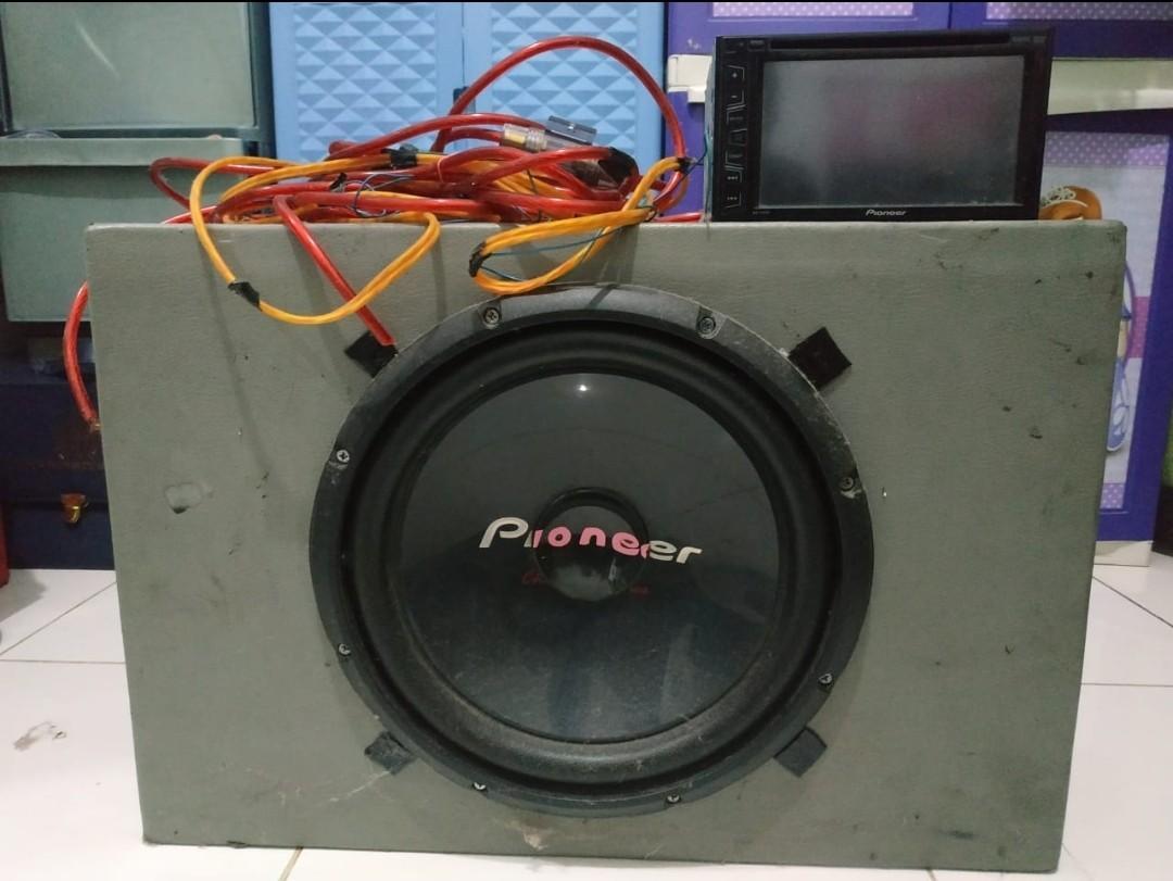Audio Mobil Paketan Sound System Mobil