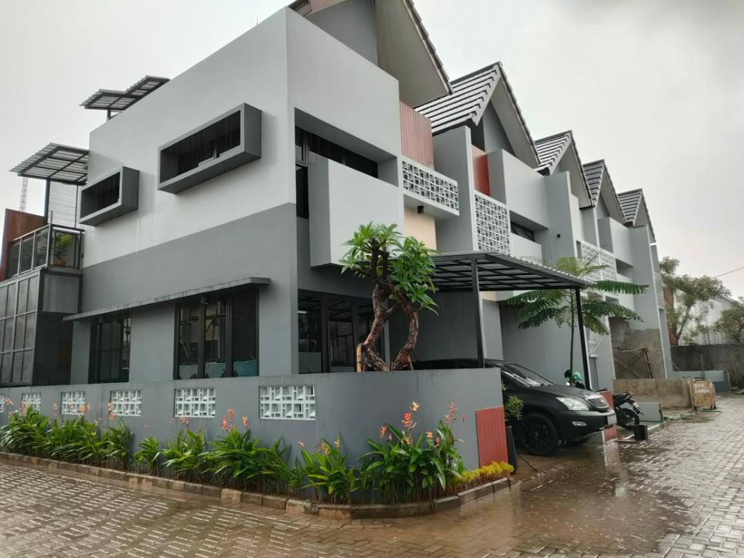 Rumah Mewah harga  Ramah,di Bintaro.