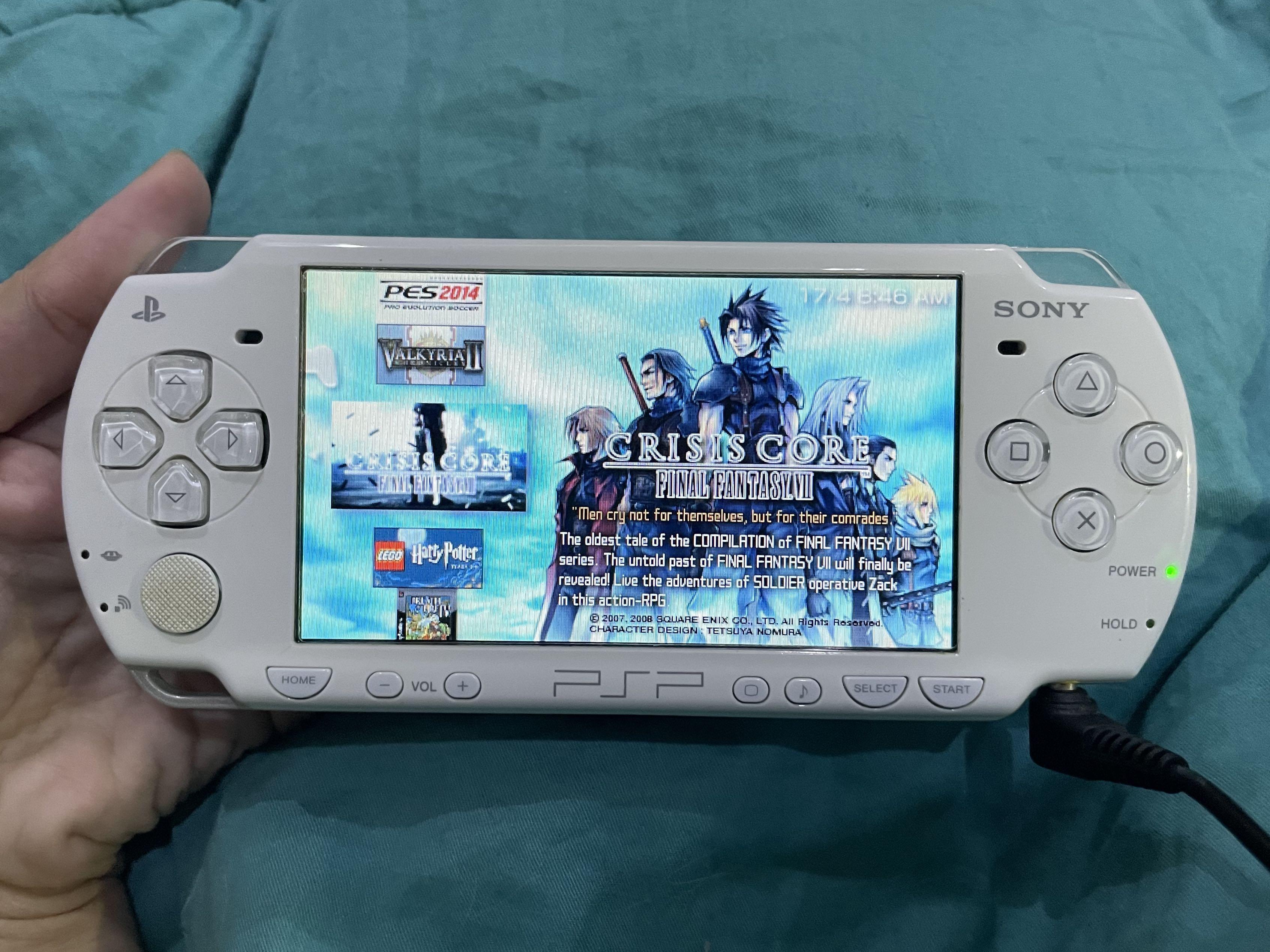 Sony PSP seri 2000 2006 white