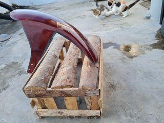Spakbor depan untuk motor custom