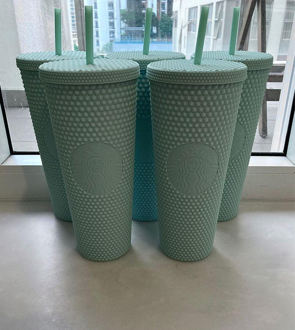 Starbucks tumbler sturdded 24oz
