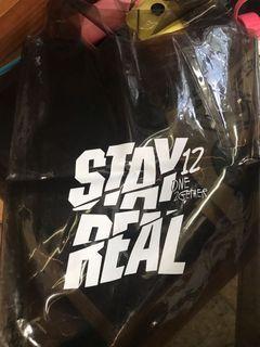 Stayreal 12週年 購物袋#排行榜