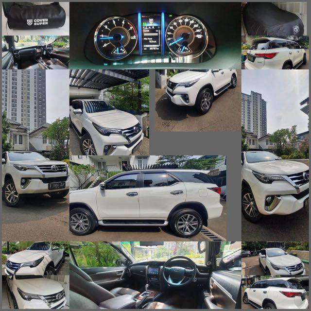 Toyota Fortuner VRZ th 2017