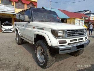 1991 Toyota LANDCRUISER 2.5 II (M)