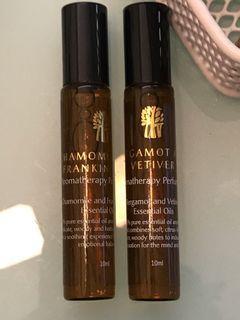 $50/2 Banyan Tree essential oils