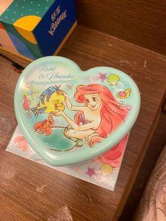 小美人魚飾品收納盒
