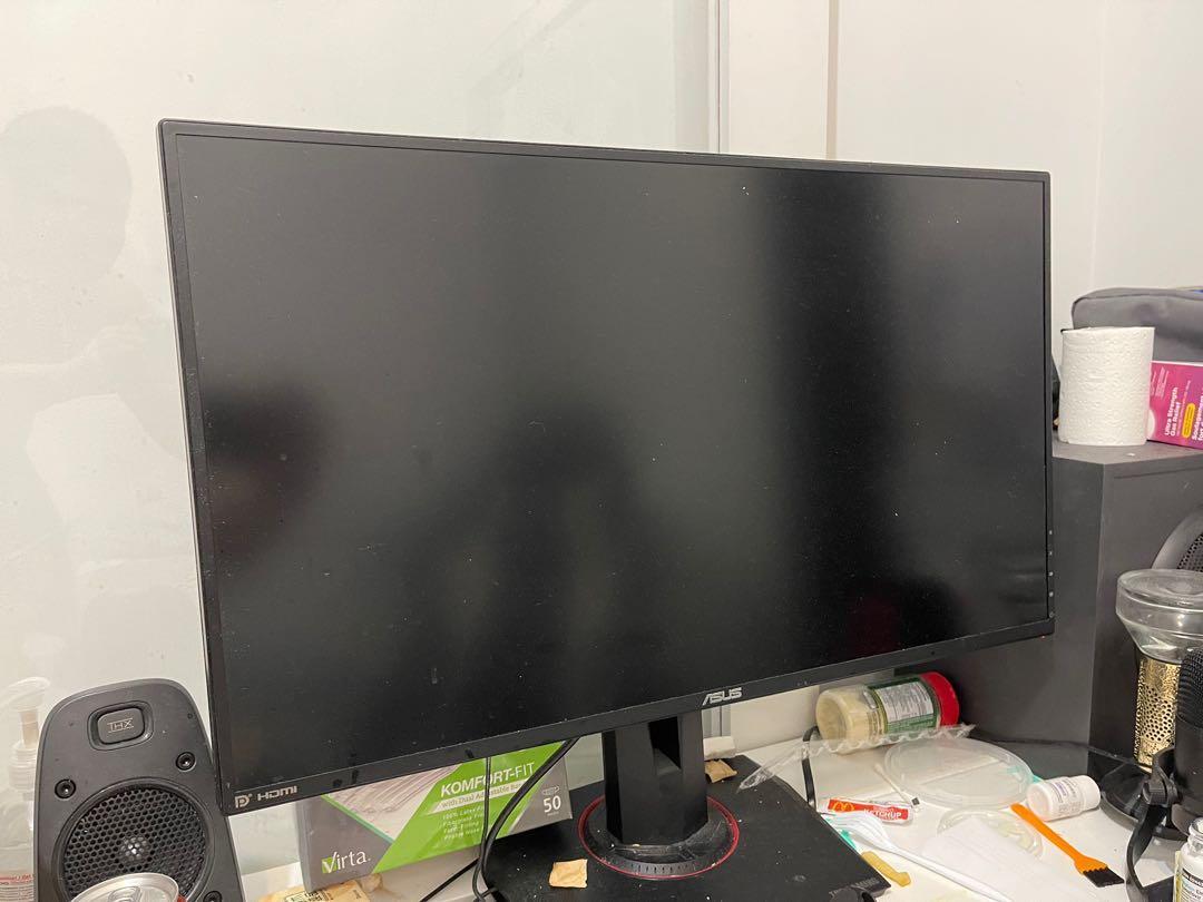 "Asus 2K 27"" 144 Hz Monitor"