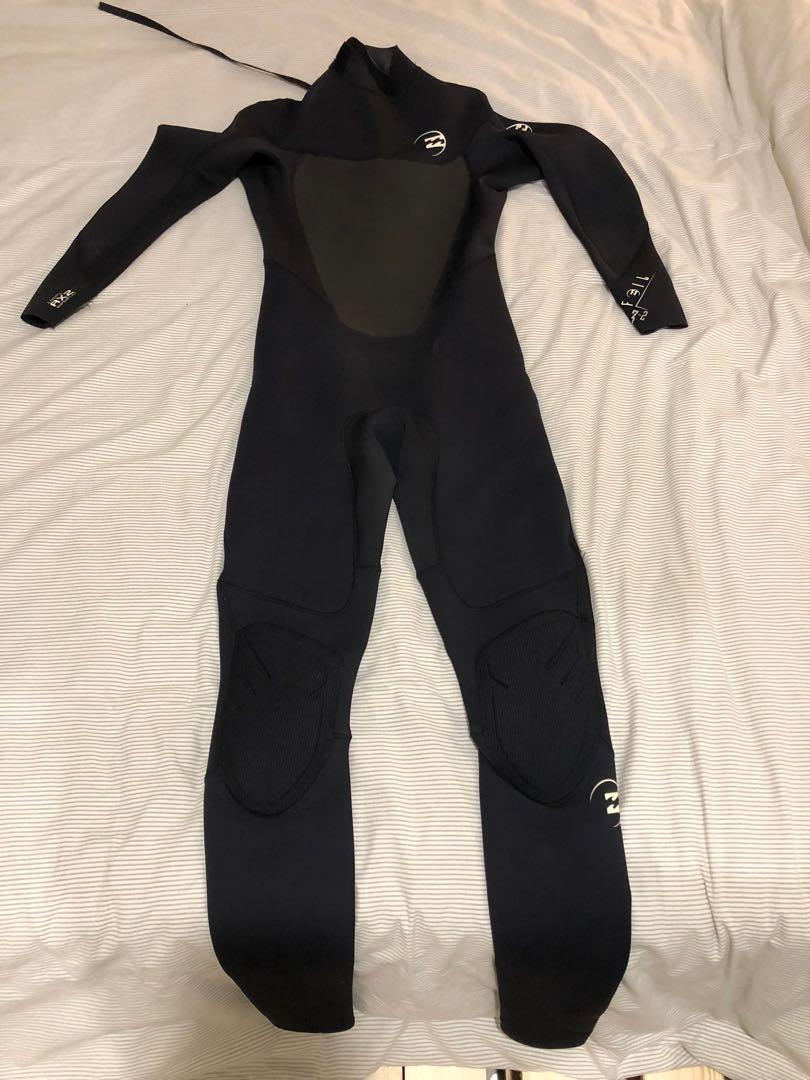 Billabong 3/2 wetsuit 全身防寒衣 M