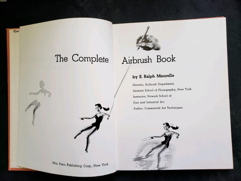 Complete Airbrush Book