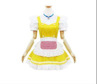 Costume cosplay dorami maid
