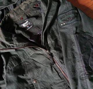 Exr military jaket parka