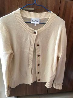 Ganni cardigans (包順豐, incl SF delivery cost)