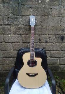 Gitar Akustik Yamaha APX Bonus Tas