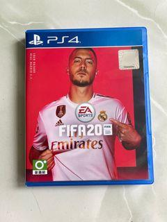 Kaset PS4 FiFA20