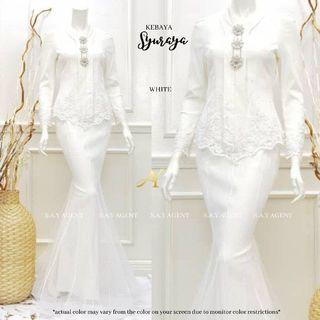 Kebaya Syuraya - Baju Raya Tunang Nikah