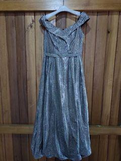 Longdress, dress pesta size L
