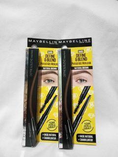 Maybelline Define and Blend Eyes - Grey Brown (Pensil Alis Mekanik)