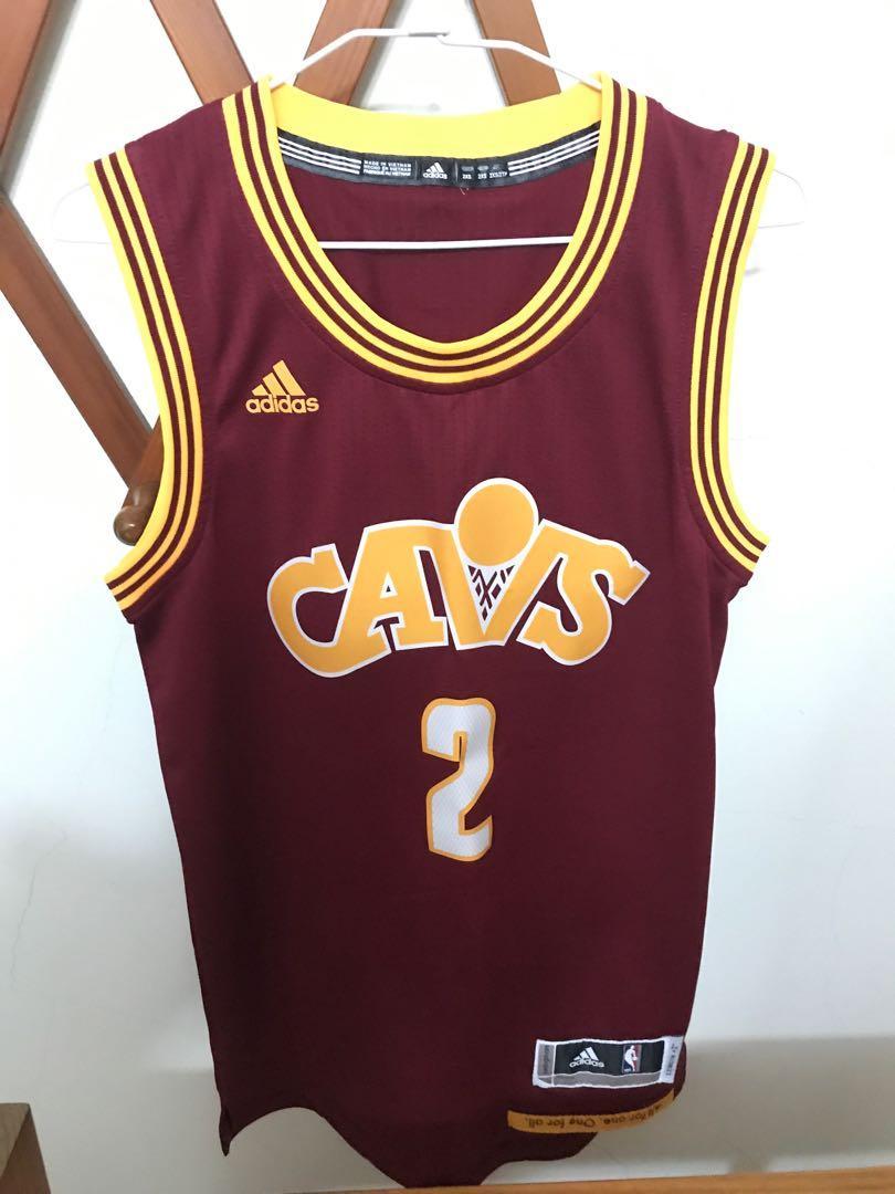 NBA球衣IRVING CAVS九成新