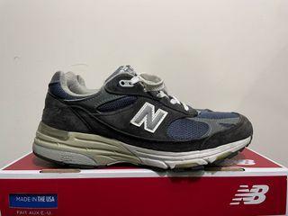 New balance 993nv 女