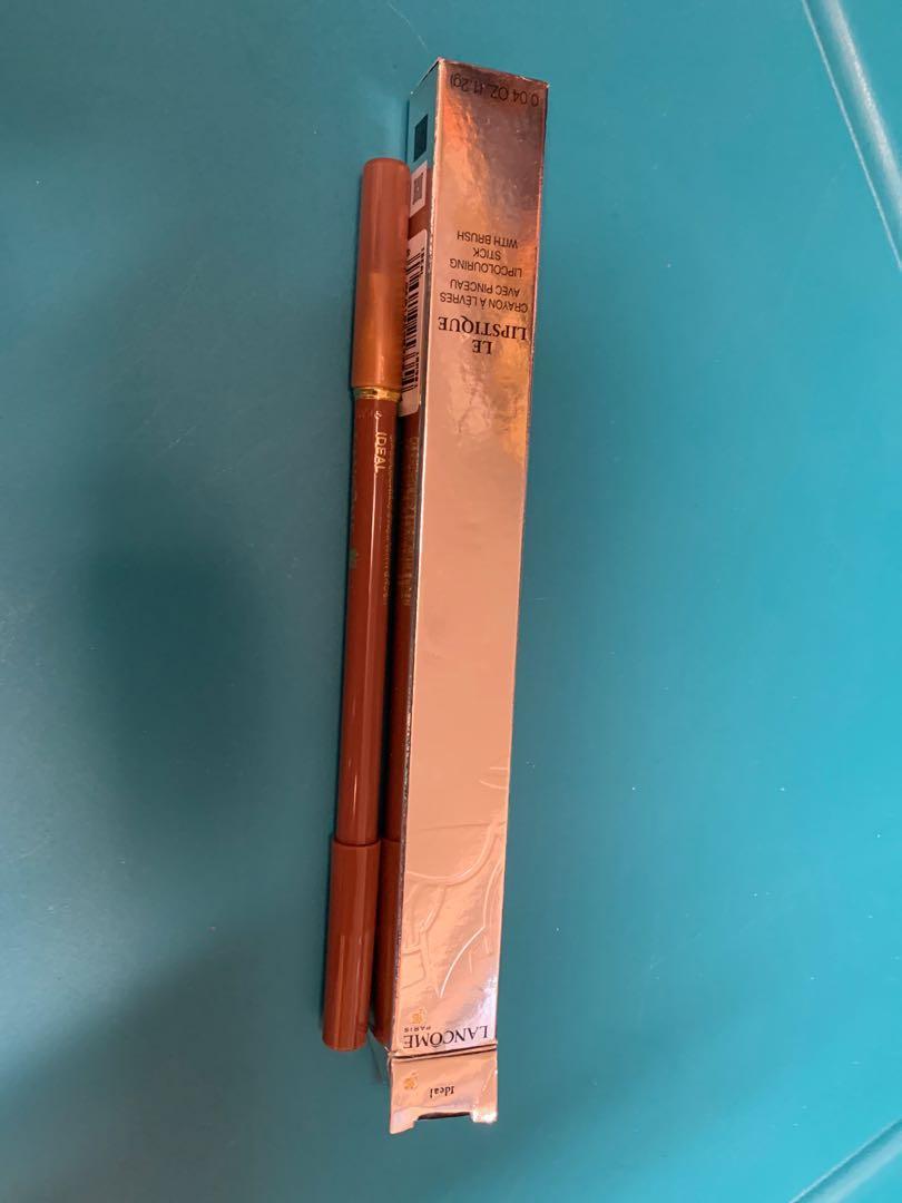 NEW!!! Lancôme waterproof lipliner with brush