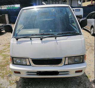 Nissan Vanette Panel Van