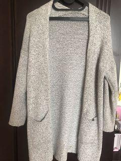 Outer Knit Grey