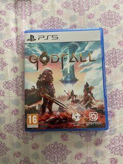 PS5 GodFall
