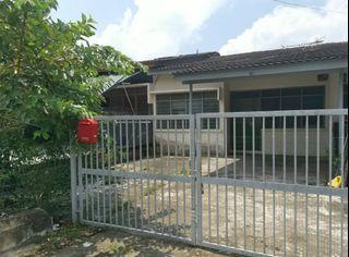 Single Storey Terrace House / Rumah sewa / Low Deposit / Taman Pelangi / JB Town / RM900