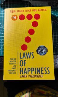 THE 7 LAWS OF HAPPINESS ARVAN PRADIANSYAH